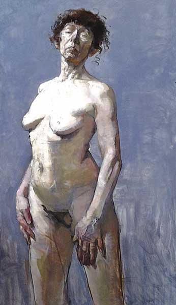 Oil painting demo  Robin Smith, ArtistsNetwork.com