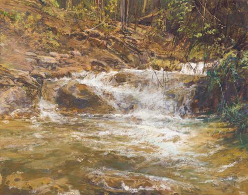 pastel-landscape-Birthday_25x35_Iva-Morris | artistsnetwork.com