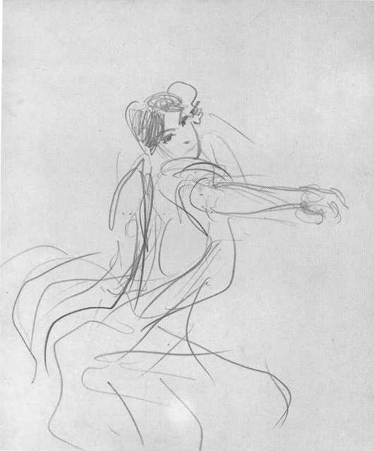Figure drawing basics from John Singer Sargent