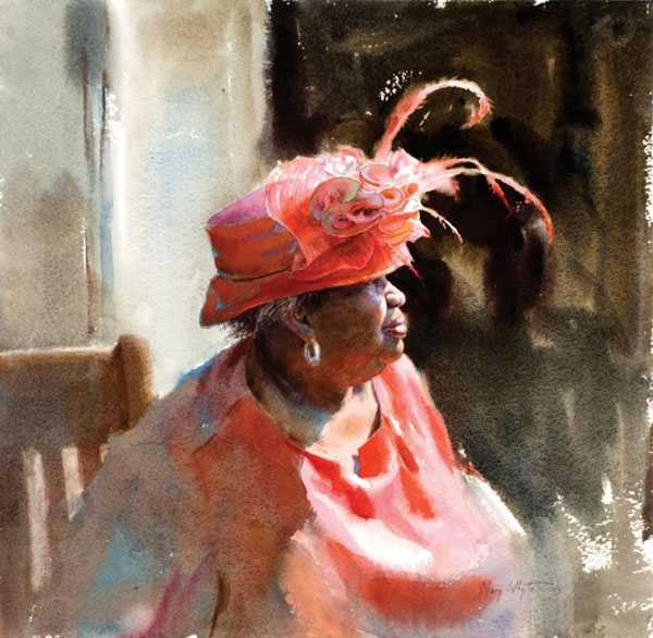 Watercolor painting by Mary Whyte | ArtistsNetwork.com