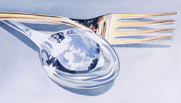 Watercolor painting lesson | Paul Jackson, ArtistsNetwork.com