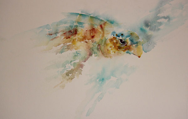 Watercolor painting tutorials | Jean Haines, ArtistsNetwork.com