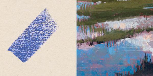 Chalk pastel techniques | Liz Haywood-Sullivan, ArtistsNetwork.com