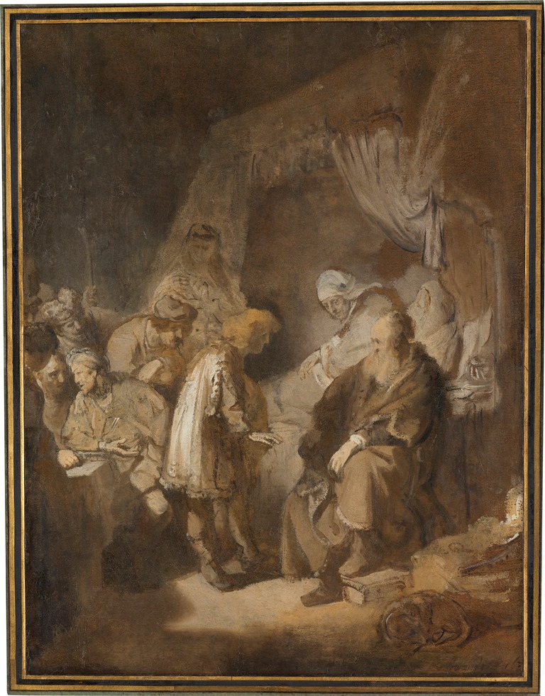 Drawing Exhibitions | Rembrandt | Artist's Network
