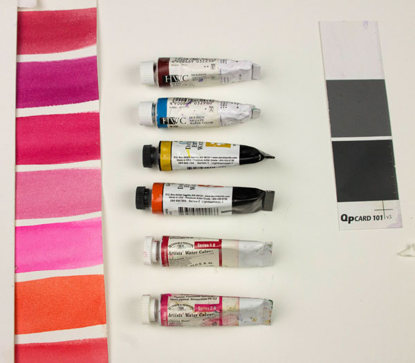 Understanding fugitive colors | Birgit O'Connor, ArtistsNetwork.com