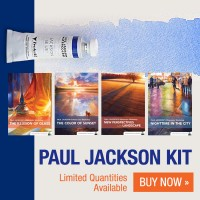 Watercolor painting with Paul Jackson | ArtistsNetwork.com