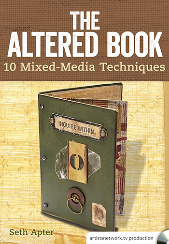 The Altered book video by Seth Apter