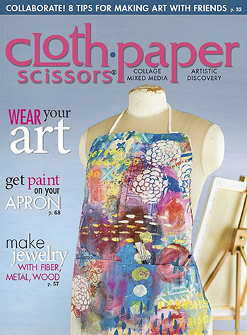 May/June 2015 Cloth Paper Scissors