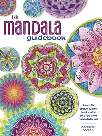 The Mandala Guidebook by Kathryn Costa