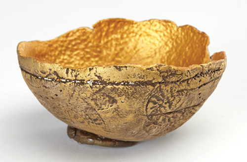 Bowl by Darlene Olivia McElroy and Patricia Chapman, photo by Christine Polomsky