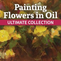 Painting Flowers in Oil | NorthLightShop.com