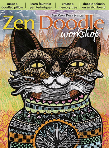 Zen Doodle Workshop Fall 2016