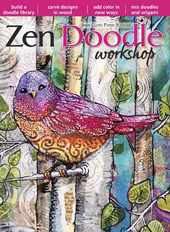 Zen Doodle Workshop spring 2016
