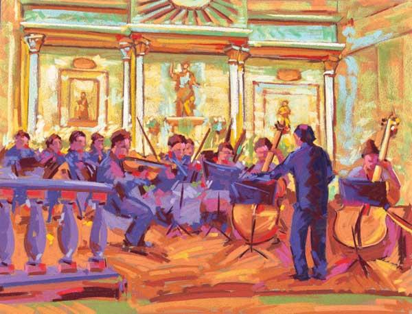 Dia de los Muertos | Anne Laddon, ArtistsNetwork.com