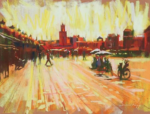David Napp pastel | artistsnetwork.com