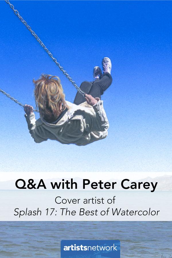 Watercolor artist interview | ArtistsNetwork.com