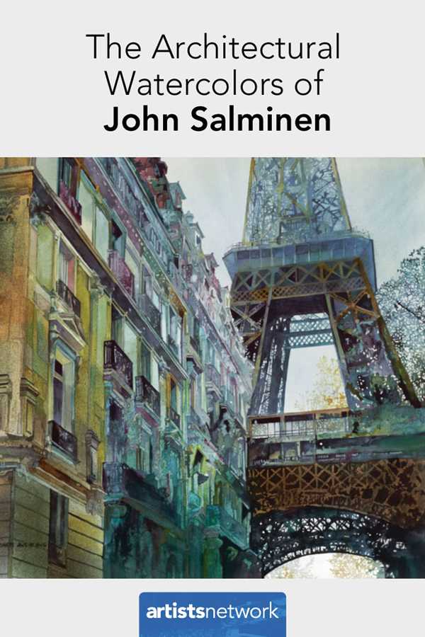 Watercolor paintings by John Salminen | ArtistsNetwork.com