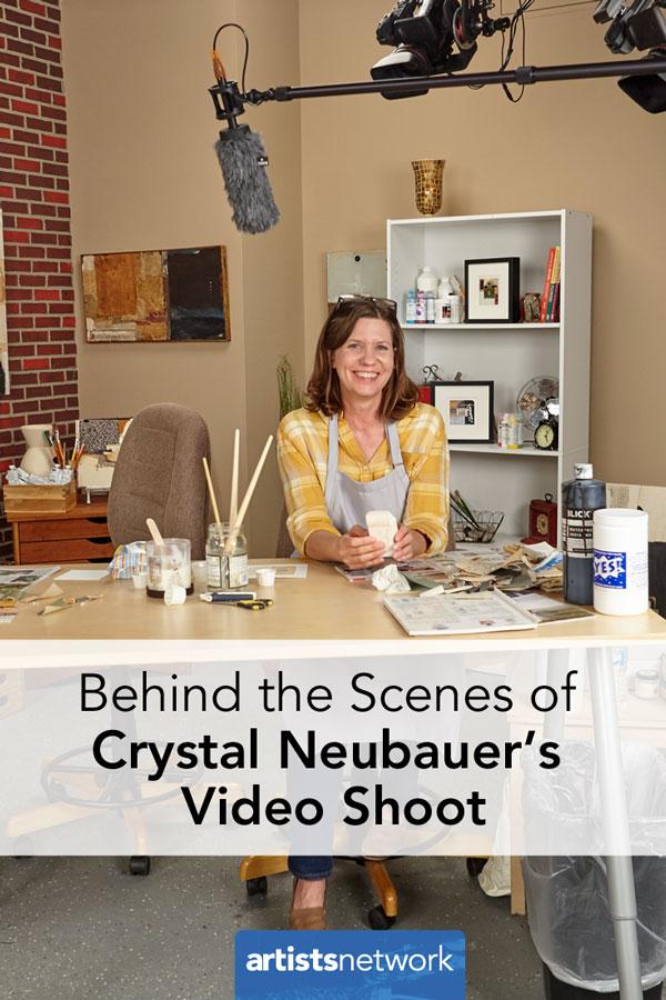 Behind the Scenes Crystal Neubauer