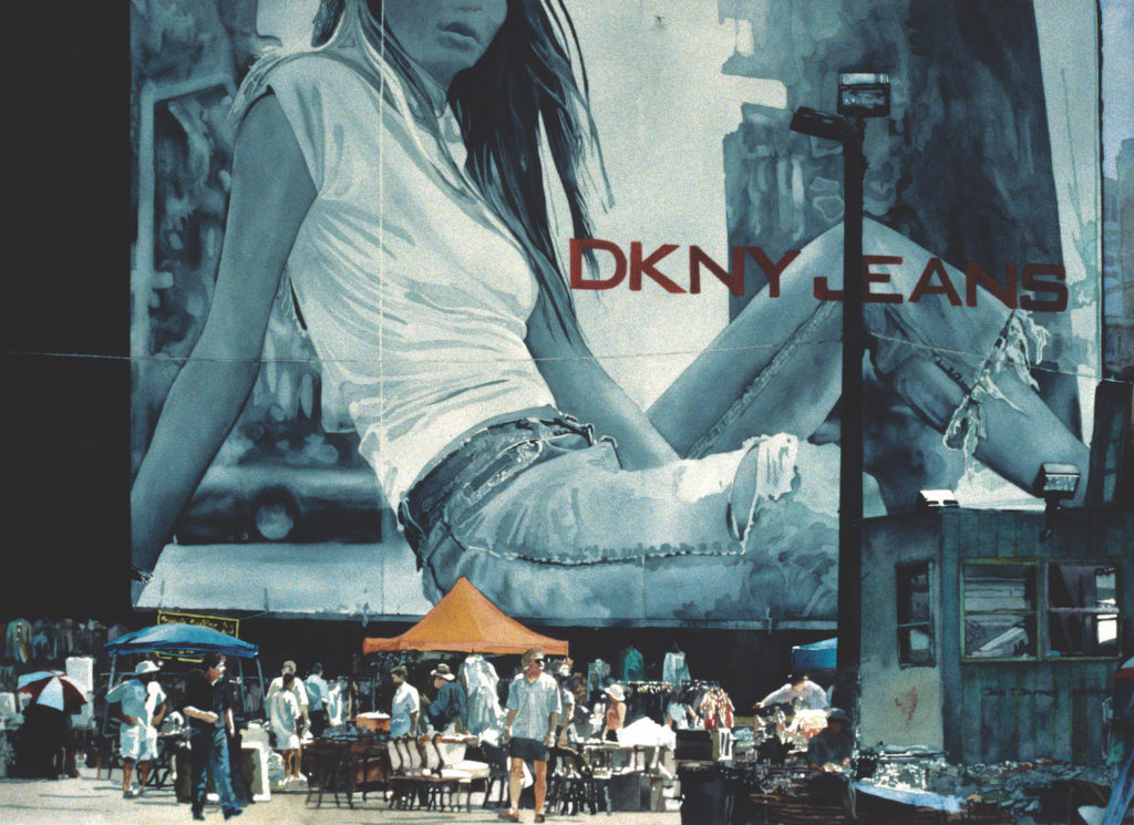 DKNY by John Salminen | An Exclusive Interview Between John Salminen and Artists Network