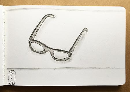 InkTober art challenge sketch