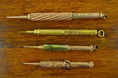 Best Mechanical Pencil: Antique
