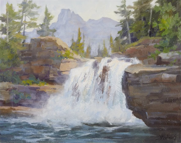 5 Quick Acrylic Landscape Demos You Need To Try Artists
