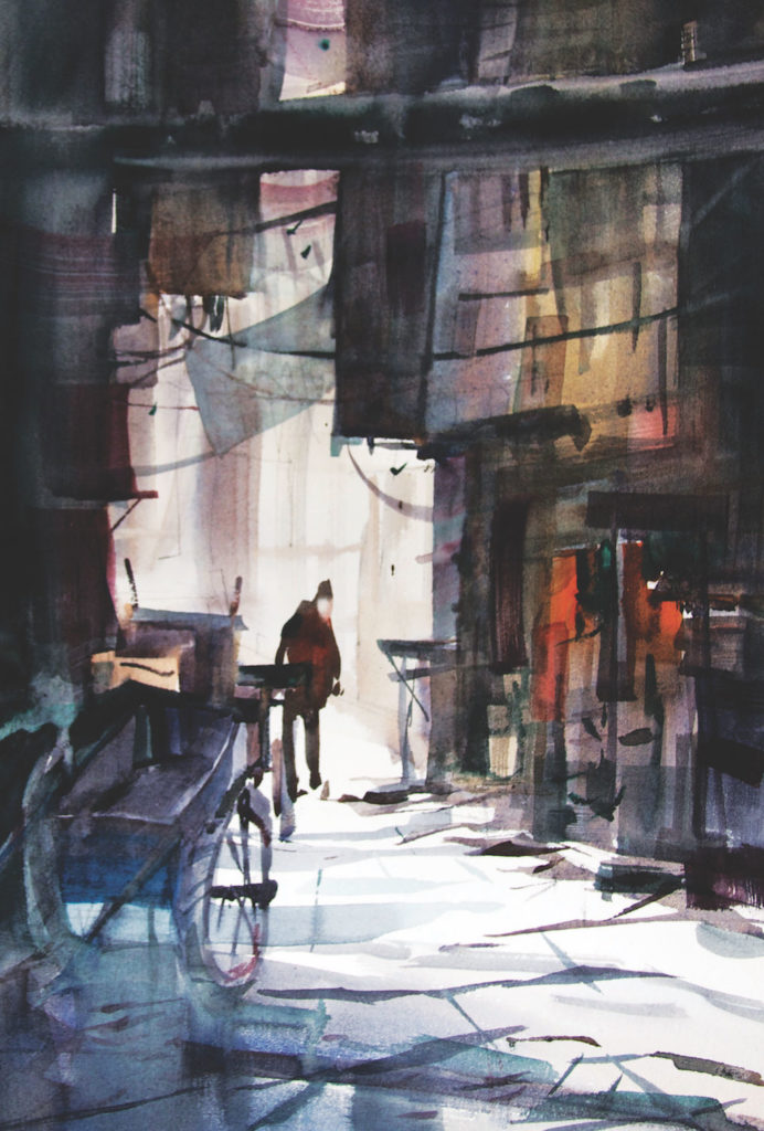 Cheng Yang Alley by John Salminen | An Exclusive Interview Between John Salminen and Artists Network