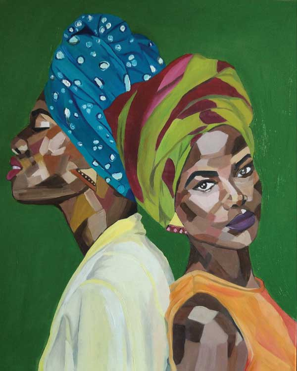 Color and portrait painting | Mikela Henry-Lowe, ArtistsNetwork.com