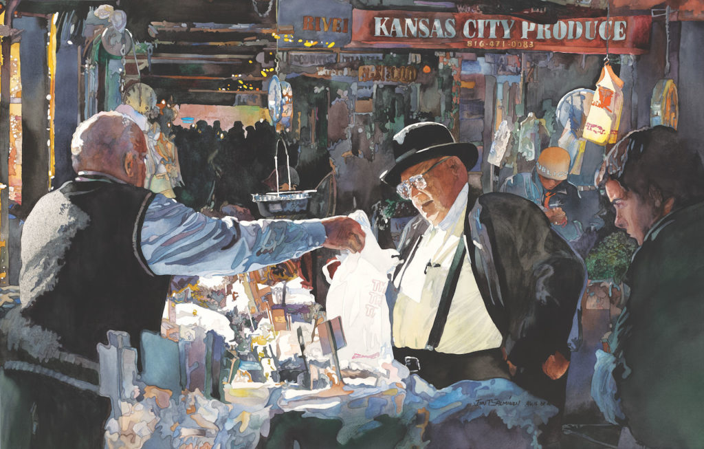 Kansas City Produce by John Salminen | An Exclusive Interview Between John Salminen and Artists Network