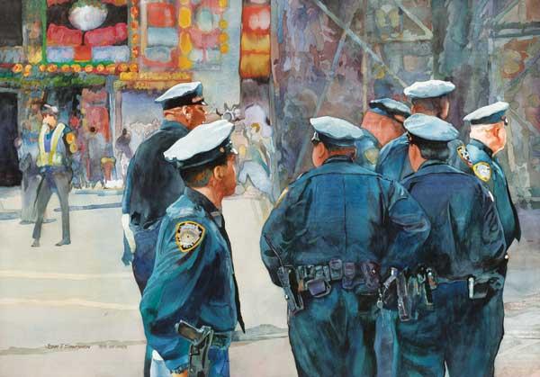 John Salminen watercolor paintings | ArtistsNetwork.com