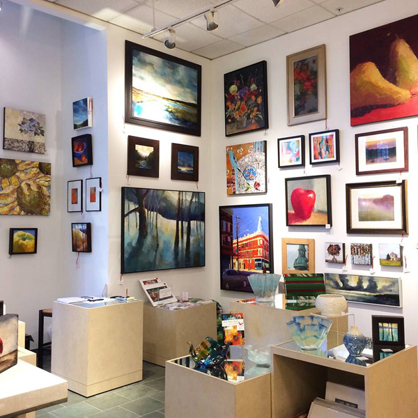 5th Street Gallery, a cooperative in Cincinnati, Ohio