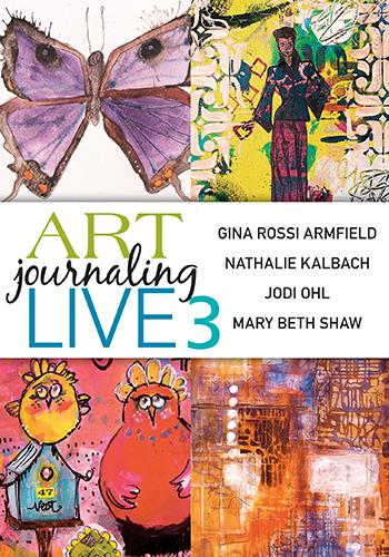 Art Journaling Live 3