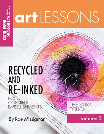 Art Lessons Volume 5: Recycled and Re-inked