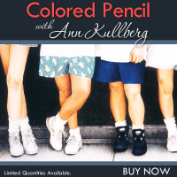 Colored pencil art techniques | Ann Kullberg, ArtistsNetwork.com