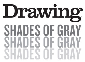Shades of Gray | Drawing Competition | Artist's Network