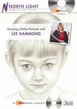 Drawing Lifelike Portraits with Lee Hammond | NorthLightShop.com