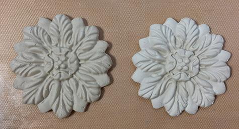 Wet paper clay versus dry paper clay