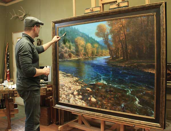 Oil painting for beginners | Brent Cotton, ArtistsNetwork.com