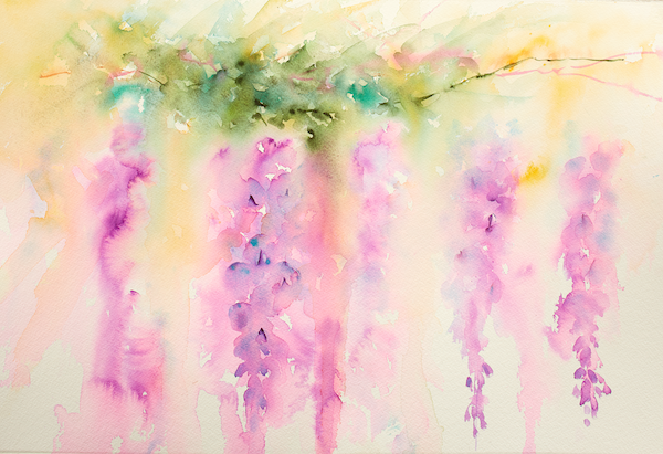 Watercolor Mindfulness with Jean Haines | ArtistsNetwork.com