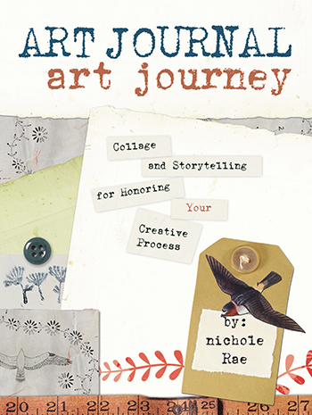 Art Journal Art Journey by Nichole Rae