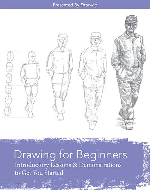 Drawing Beginners 1 Cvr