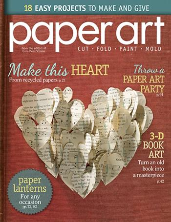 Paper Art magazine