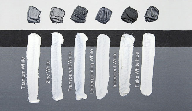 "How to paint: See how six different white paints ""work."""