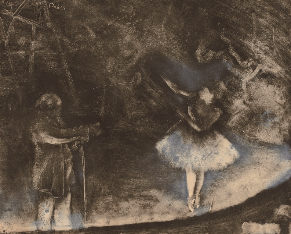 Edgar Degas | Drawing Magazine Winter 2017 | Artists Network