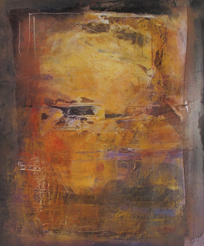 pastel_abstract_Reckoning_Diana_Sanford | artistsnetwork.com