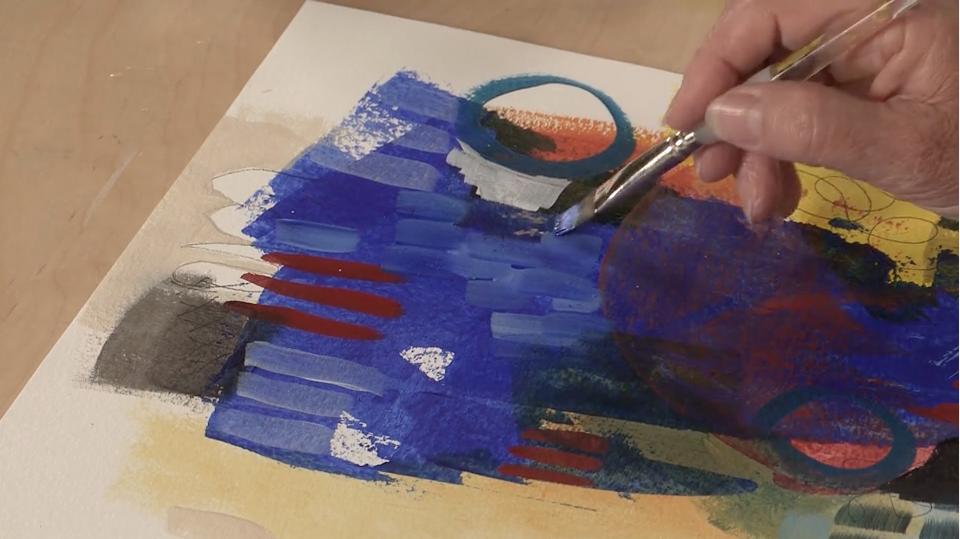Acrylic Color Essentials with Chris Cozen