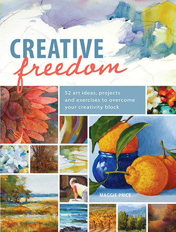 Creative Freedom by Maggie Price