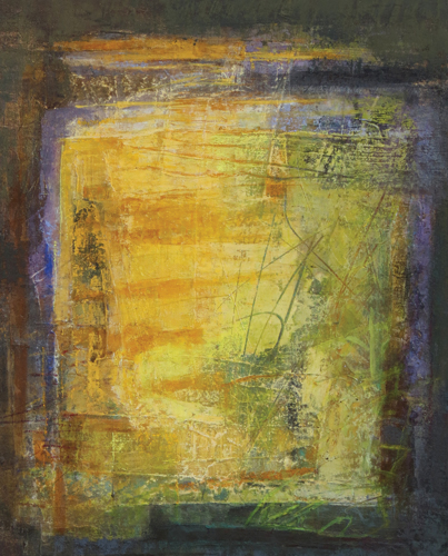 pastel_abstract_From the Garden of Eden_Diana Sanford | artistsnetwork.com