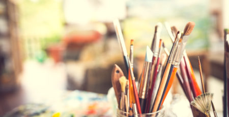 Art Supplies | Artists Network | Getty Images