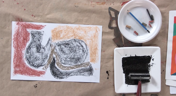 Explore Shape in Dean Nimmer's Creating Abstract Art: 6 Key Elements of Success video